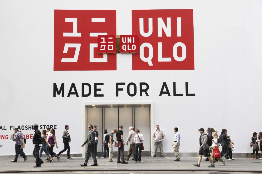 Fachada tienda Uniqlo