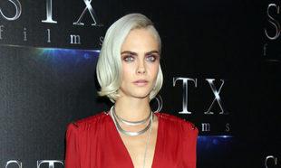 Como Cara Delevingne, las celebrities se pasan al rubio platino