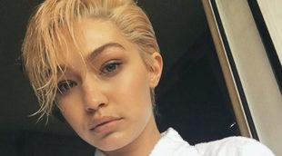 Gigi Hadid estrena un nuevo corte de pelo en Instagram.