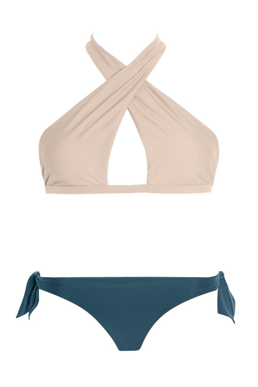 Bikinis Este AñoEl Moda Y Los Nude BañoUn Tono Para Ymg7yIbf6v