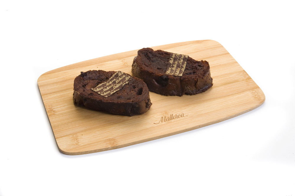 Torrija de chocolate de Pastelerías Mallorca.
