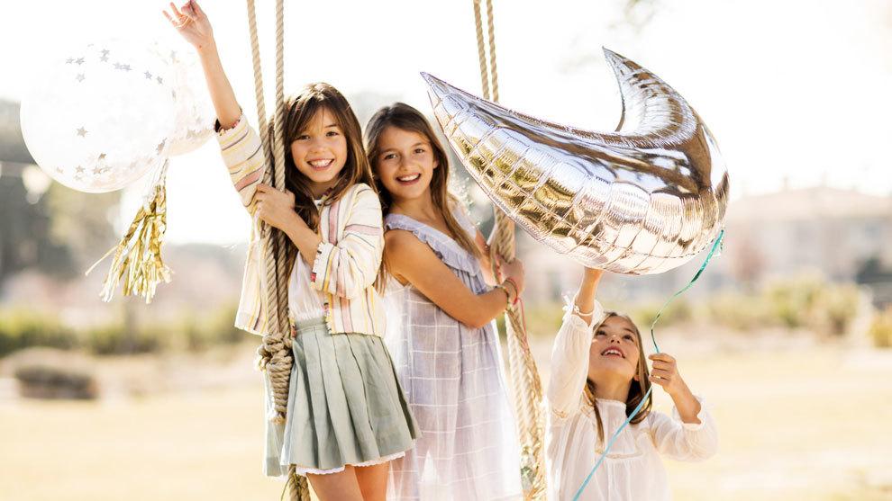 Elige el look de ceremonia perfecto para tus hijos. ¡Nos vamos de...