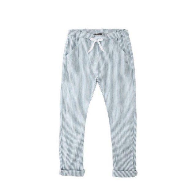 LazoTocotó Vintage Con Algodón Rayas Y Pantalón De 43R5SALcjq
