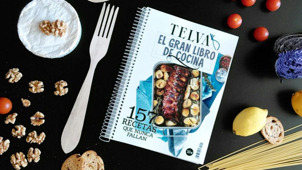 El Gran Libro de Cocina TELVA