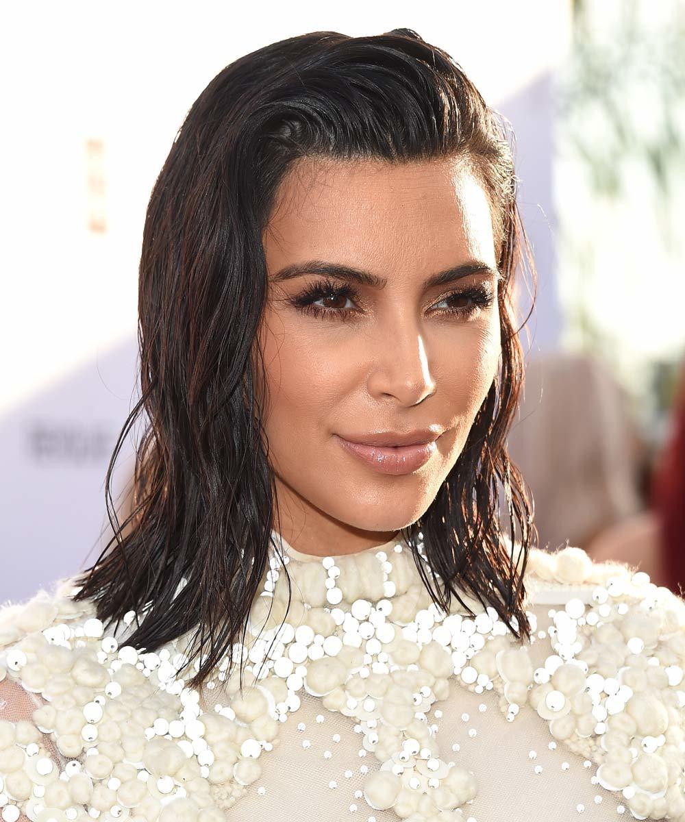 El nuevo corte de pelo de Kim Kardashian es una melena midi maxi que...