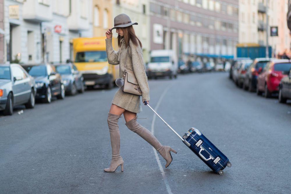 Cómo viajar sin facturar tu maleta