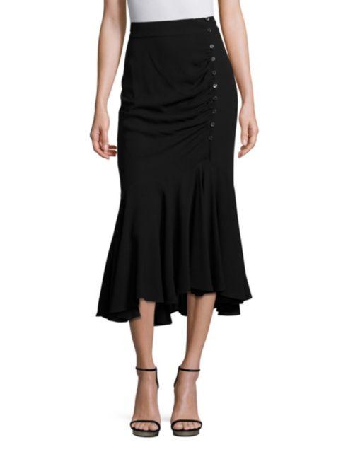 Falda de volantes. De Michael Kors (c.p.v.).