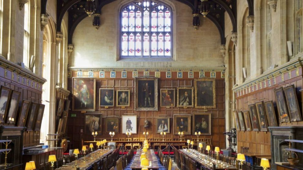 Vacaciones con ni os la inglaterra de harry potter for Comedor harry potter