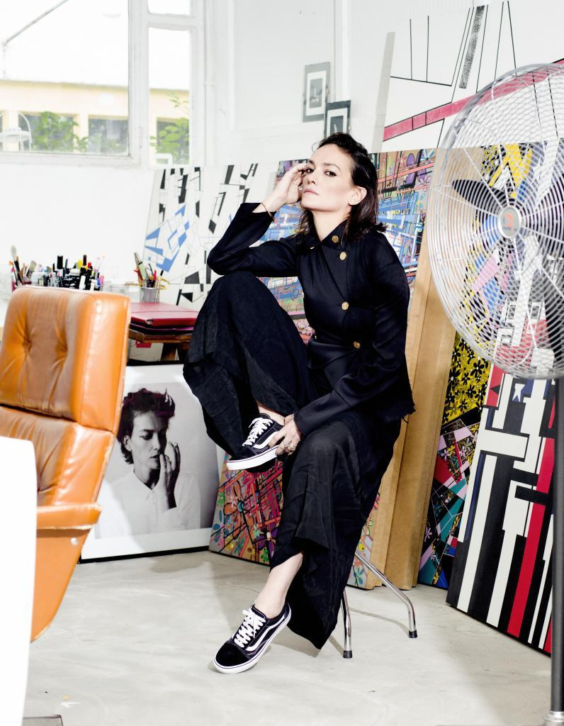 Maquillaje y peluquería: Piti Pastor (Ana Prado) para M.A.C y ghd....