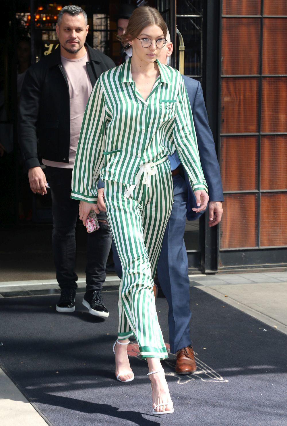 Gigi Hadid inspira nuestro look del día