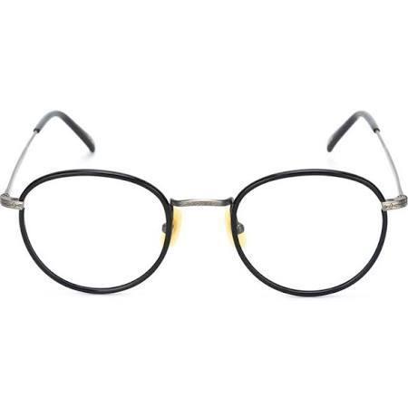 Gafas de montura redonda. De Lesca vía Farfetch (375 euros)