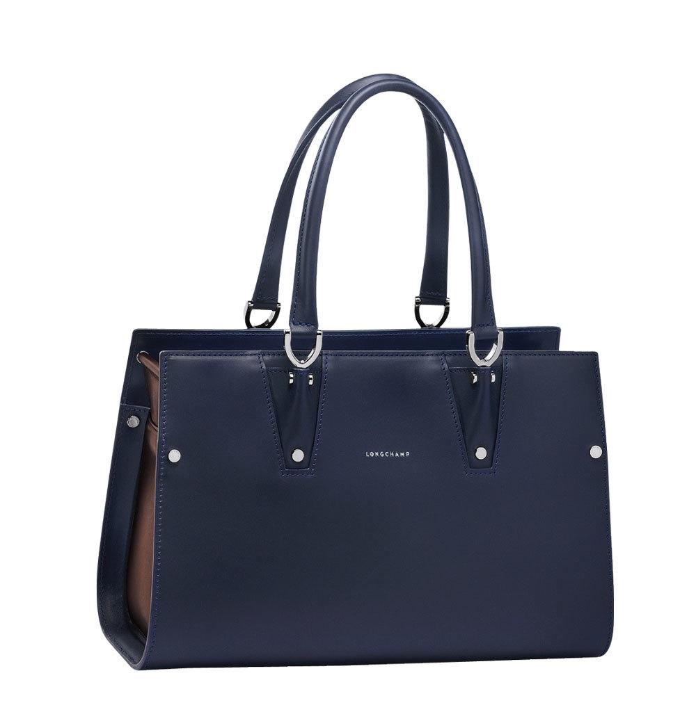 Bolso Paris Premier. De Longchamp (1.490 euros)