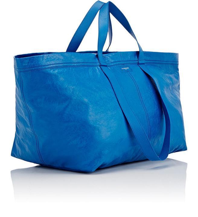 El bolso de cuero que Balenciaga acaba de poner a la venta.