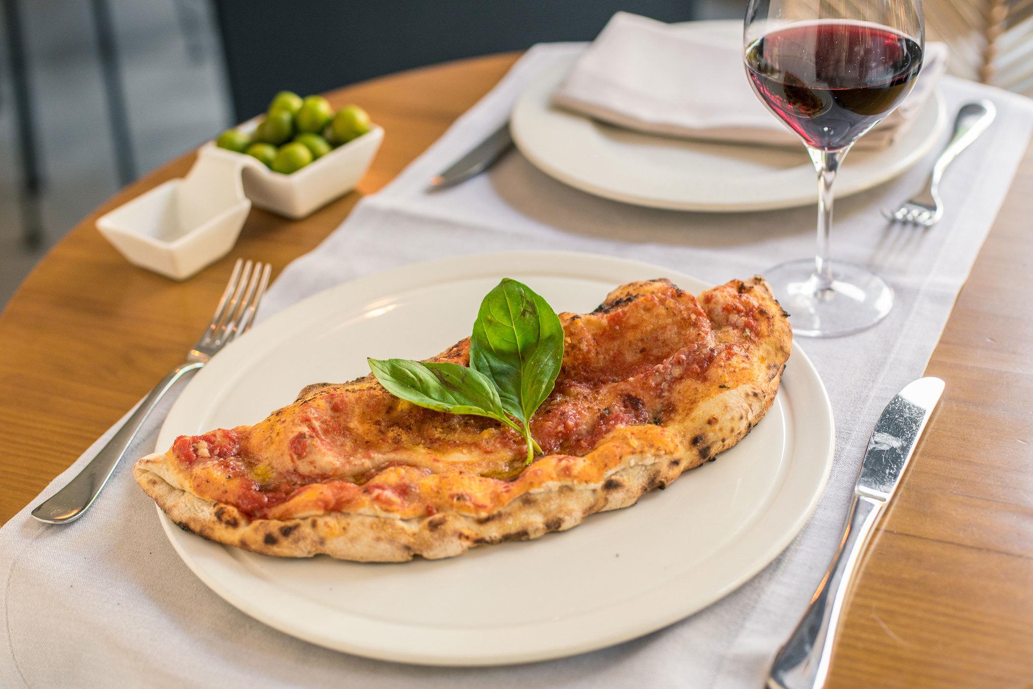 La 'Calzone', otra buena opción en Ornella