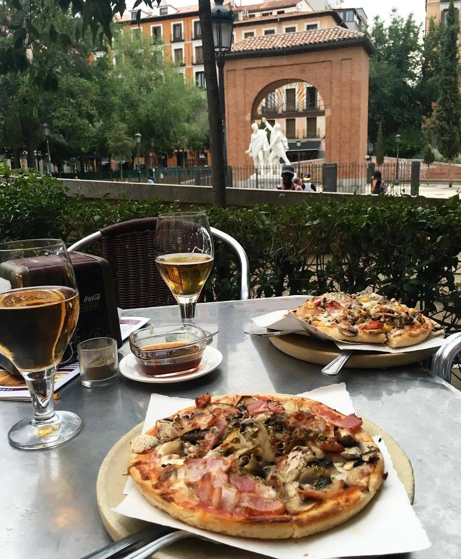 Pizzería Maravillas