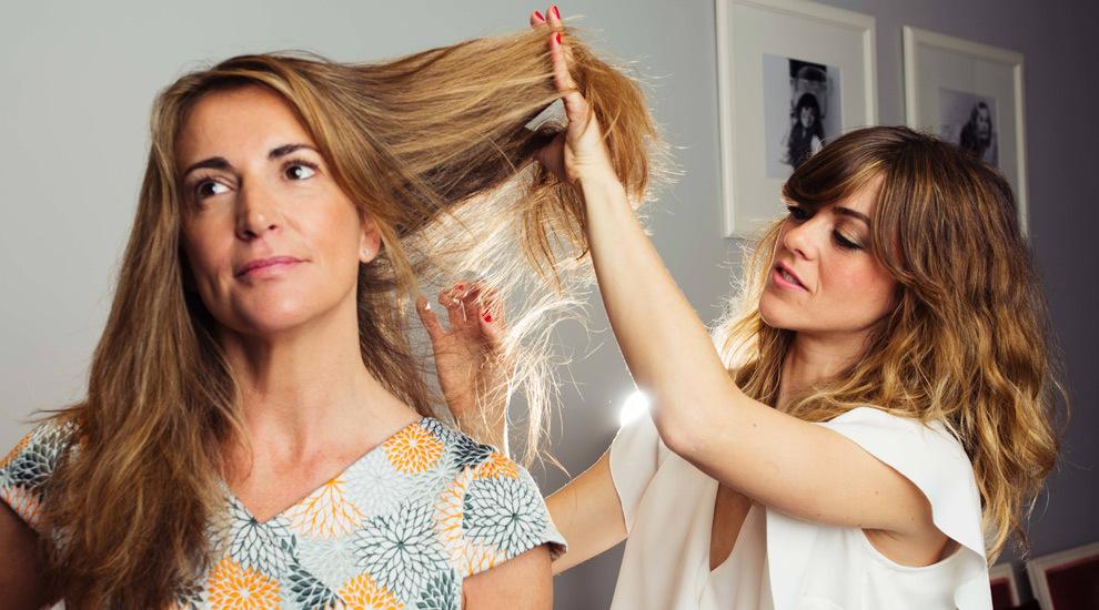 Corte de pelo a los 50 por Diana Daureo.