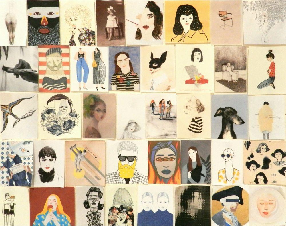 La madrileña galería Échale Guindas inaugura el próximo 20 de mayo...