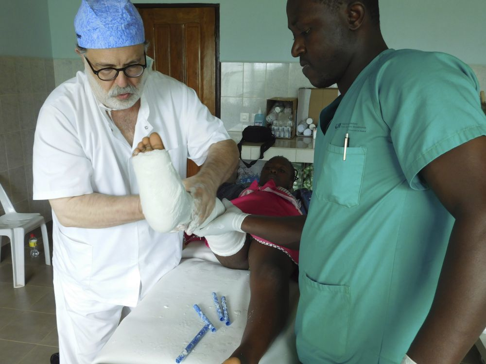 Asociación COEM en Camerún