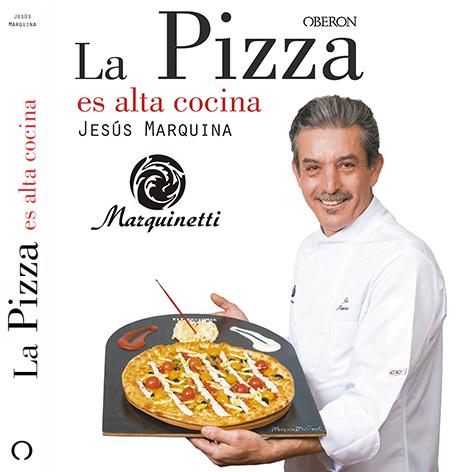 'La pizza es alta cocina' por Jesús Marquina