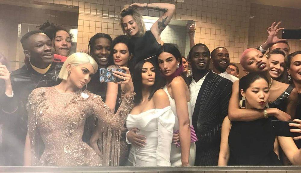 El selfie de la Gala MET