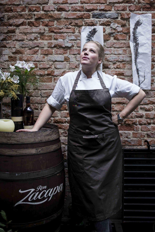 La chef Kamilla Seidler