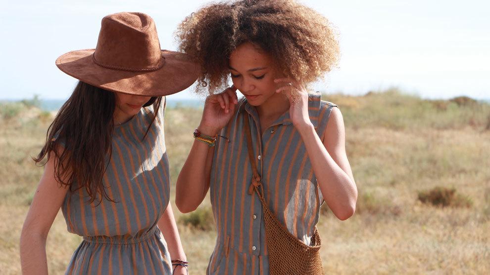 Los mejores looks de moda infantil para jugar este verano