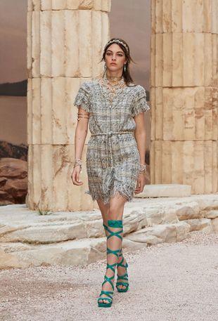 Chanel Crucero 2017/2018