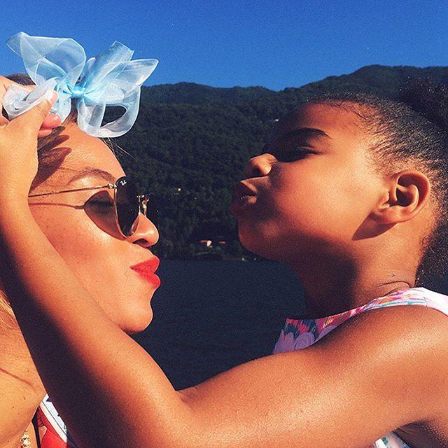 Beyoncé te desea un ¡feliz día de la Madre 2017!