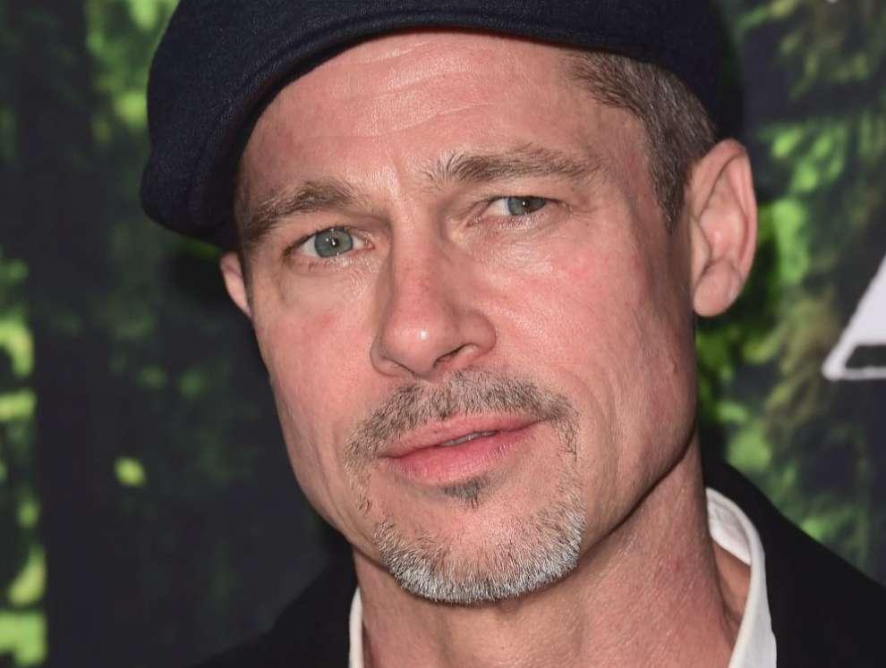 Brad Pitt durante el estreno de 'The lost city of Z' en Los Ángeles