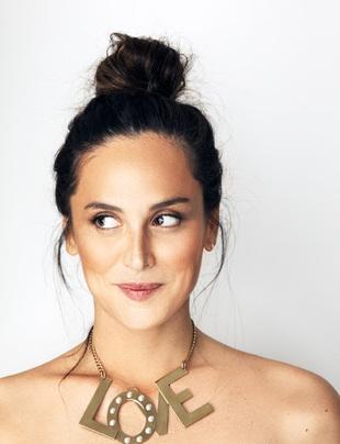 Tamara Falcó con collar de ATOS LOMBARDINI.