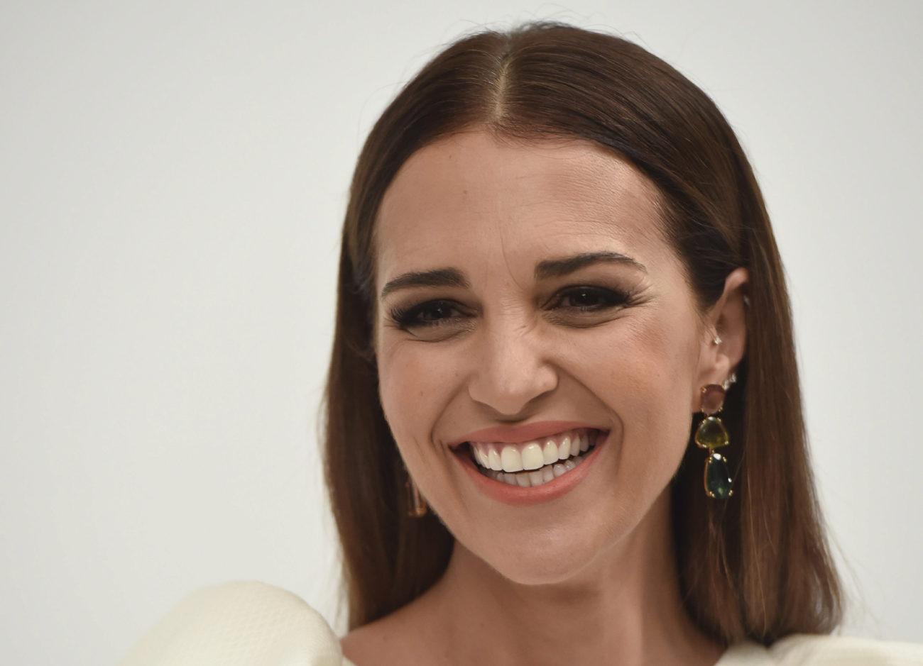 Paula Echevarría (cumple 40 este año) presume de piel y cuerpazo a...