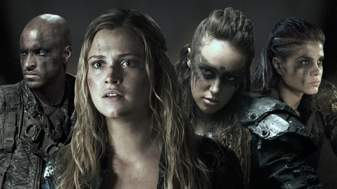 'The 100'.