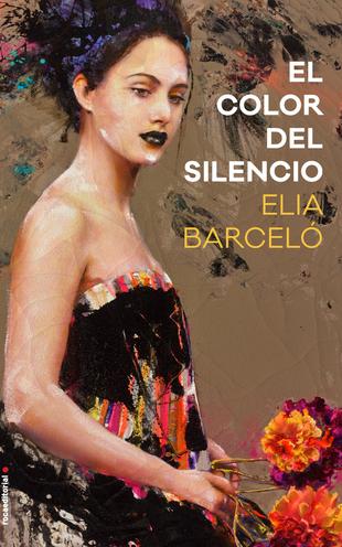 El color del silencio es el nombre del libro.