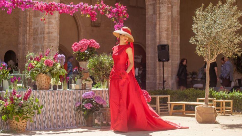 Rosa Blasco en el II encuentro Telva novias Valencia