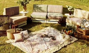 Recetas, menaje, productos gourmet... para organizar comidas de picnic...