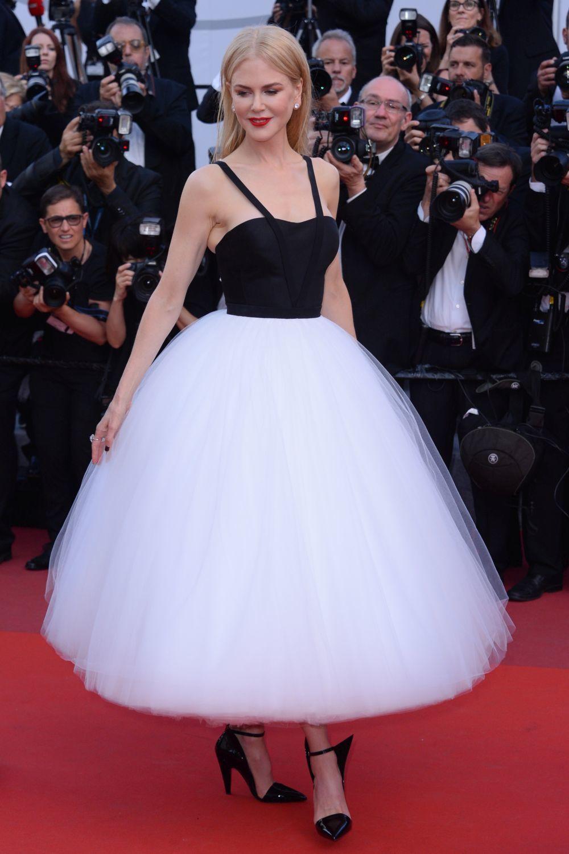 Cómo ser adorable en la Alfombra Roja por Nicole Kidman. La actriz...