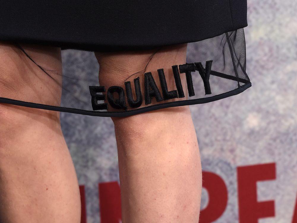 Amanda Seyfried durante la presentación de Twin Peaks