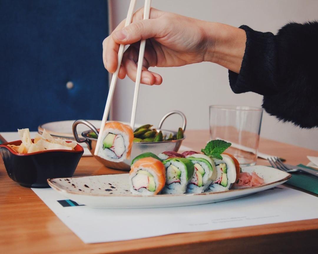La Pagoda, nos acerca ese sushi en casa que tanto nos encanta