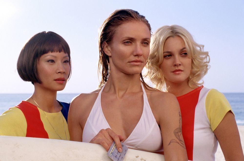 Fotograma de la película Los Ángeles de Charlie
