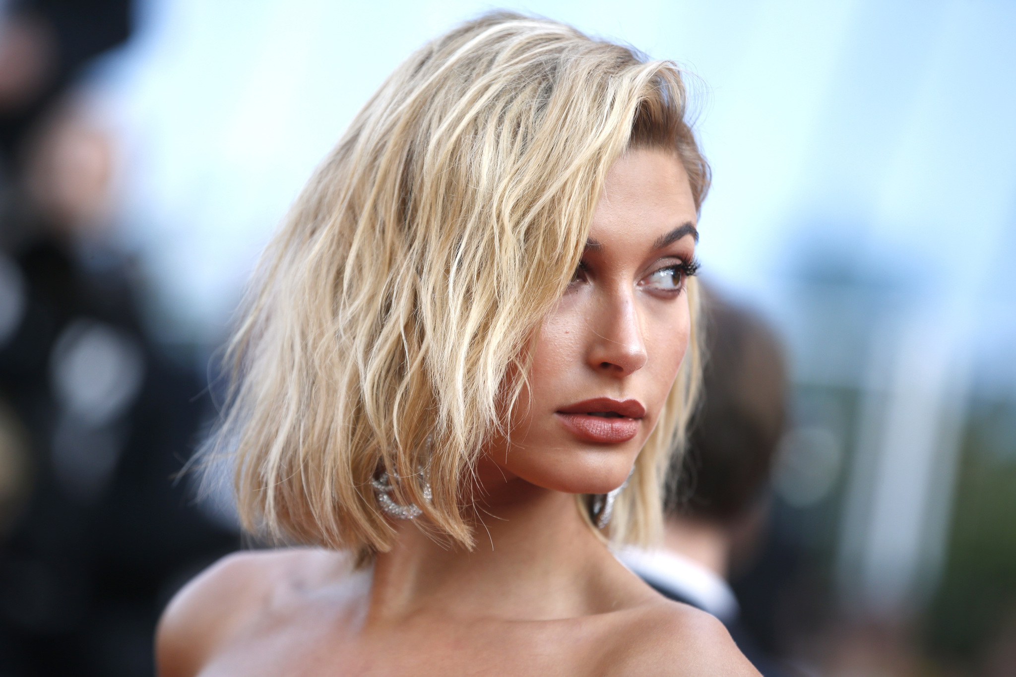 Los mejores peinados de media melena que triunfan en - Peinados media melena recta ...