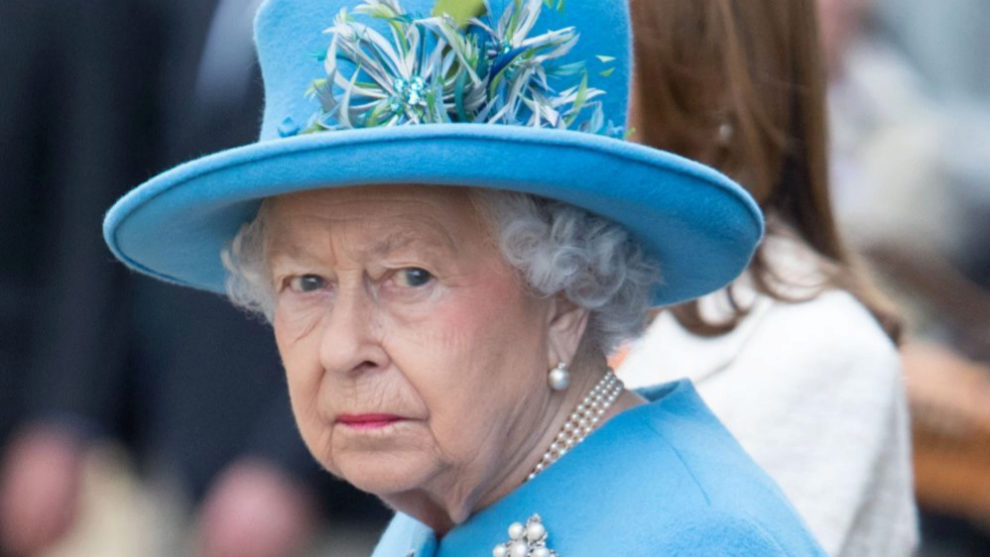 Isabel II de Inglaterra