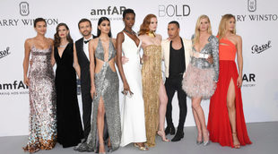 Echa un vistazo a los mejores looks de la Gala amFAR 2017 de Cannes.