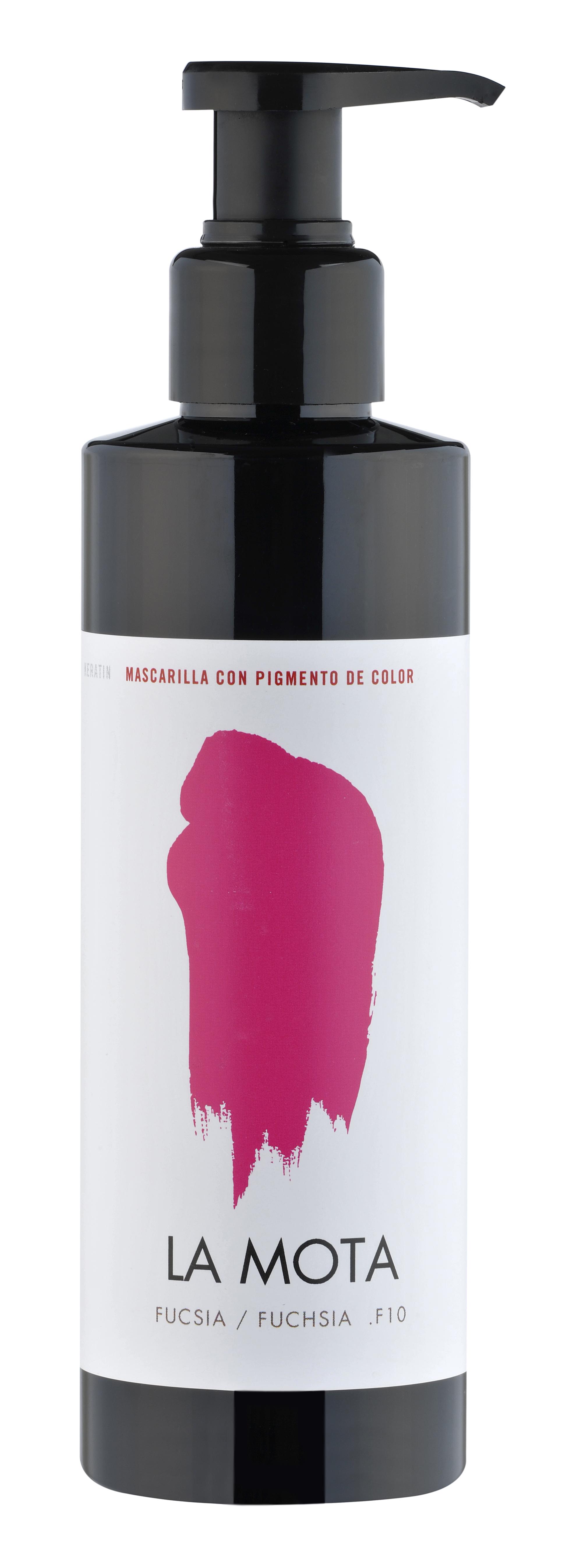 Mascarilla Color&Cream (29¤), de La Mota con pigmentos de color...