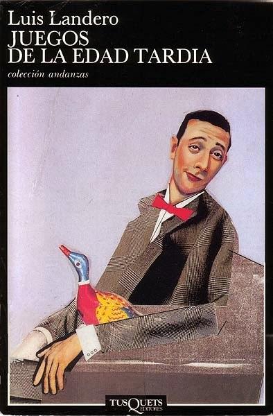 'Juegos de la edad tardía' es la primera novela de Landero.