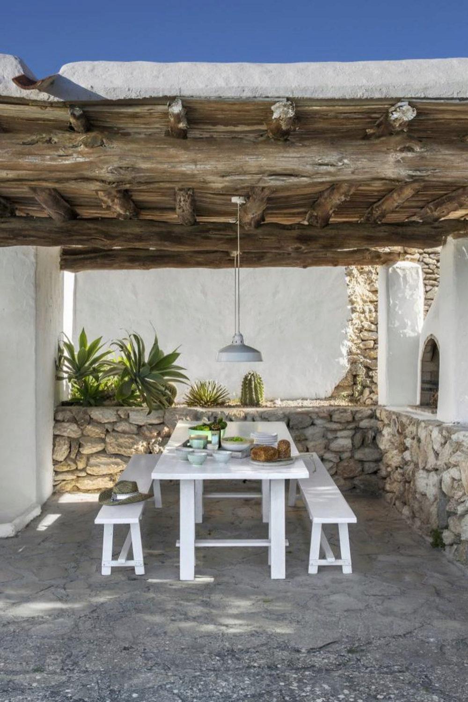 Ibiza mix c mo conseguir una terraza de estilo ibicenco - Suelos de casa ...