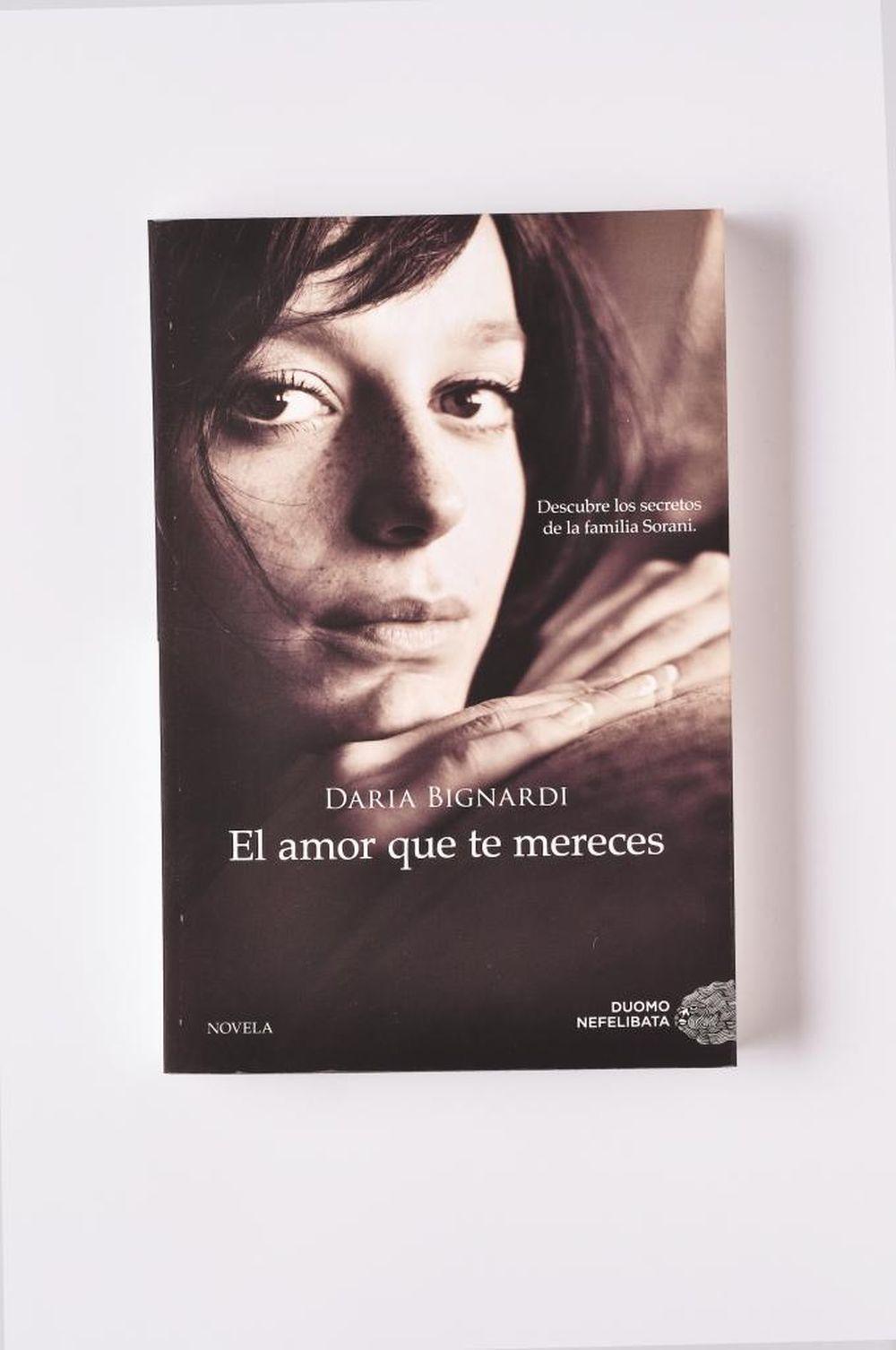 'El amor que te mereces', Daria Bignardi