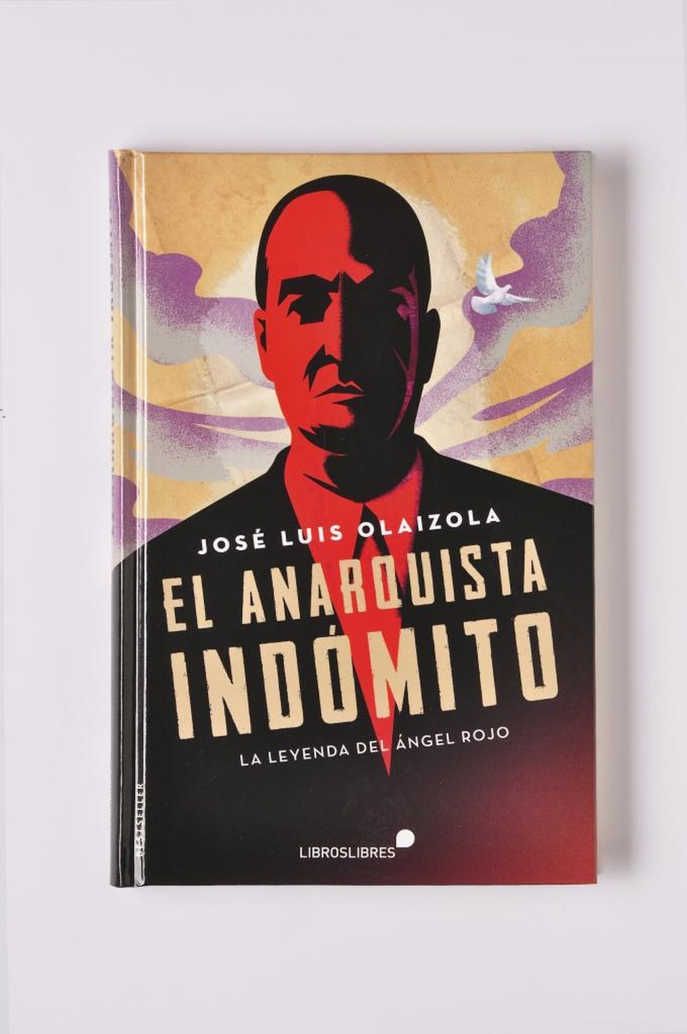 'El anarquista indómito', José Luis Olaizola