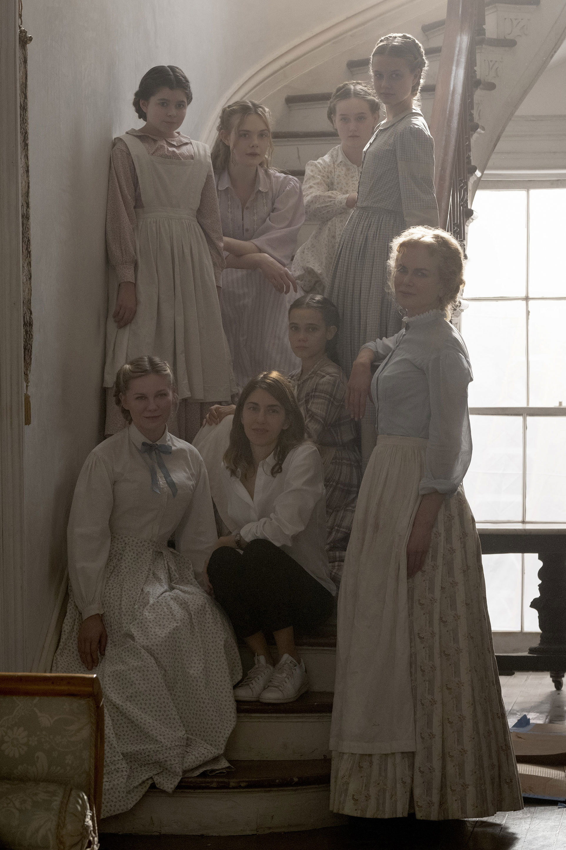 The Beguiled, con Nicole Kidman, Colin Farrell, Kirsten Dunst y Elle...