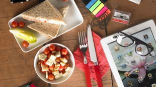 10 Recetas de tupper para comer sano en la oficina