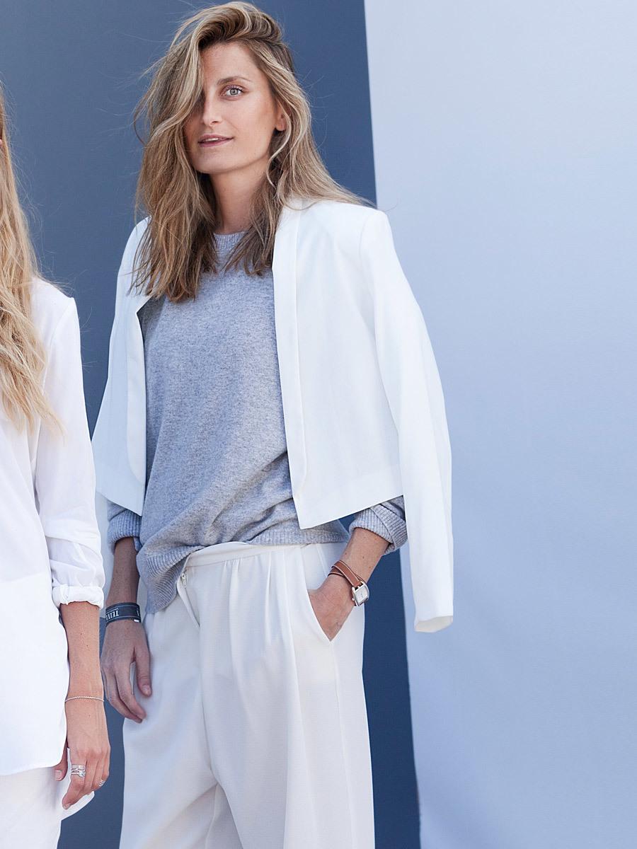 Gabriela Bilbao, estilista del equipo de TELVA que ha probado el...